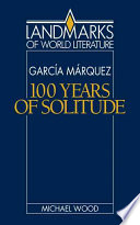 Gabriel Garc  a M  rquez  One Hundred Years of Solitude