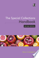 The Special Collections Handbook