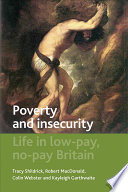 Poverty and Insecurity