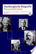 Hamburgische Biografie-Personenlexikon
