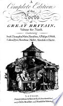 A complete edition of the poets of Great Britain   Robert Anderson