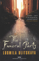 The Funeral Party : mid-summer heat, a group of russian...