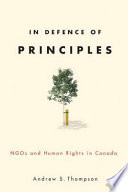 In Defence of Principles