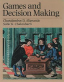 Solutions Manual For Games And Decision Making