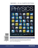 Physics, Books a la Carte Edition