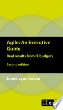 Agile: An Executive Guide : language specifically written for professionals. it will...
