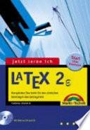 Jetzt lerne ich LaTeX 2 1tn e63  2 epsilon