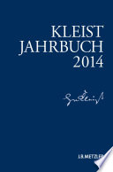 Kleist-Jahrbuch 2014