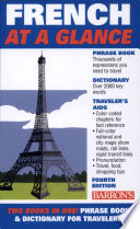 At a Glance French 4th Book