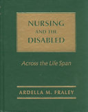Nursing and the Disabled