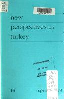 New Perspectives on Turkey