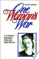 One Woman s War