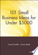 101 Small Business Ideas for Under  5000