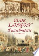 Olde London Punishments