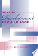 Sexual Development in Childhood