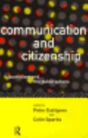 Communication and Citizenship