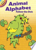 Animal Alphabet Follow the Dots
