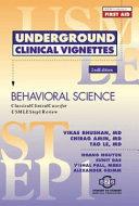 Underground Clinical Vignettes   Behavioral Science