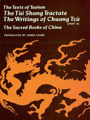 The Texts of Taoism