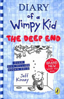 Book Diary of a Wimpy Kid  The Deep End  Book 15