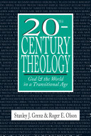 20th-Century Theology Book