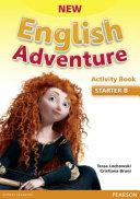 New English Adventure GL Starter B Activity Book