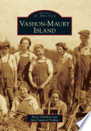 Vashon-Maury Island Connected To The Mainland By The