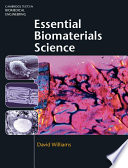 Essential Biomaterials Science