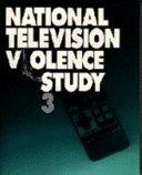 National Television Violence Study