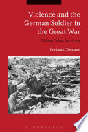 download ebook violence and the german soldier in the great war pdf epub