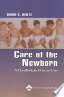 Care of the Newborn
