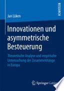 Innovationen und asymmetrische Besteuerung