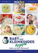 MIXtipp Baby  und Kleinkinder Rezepte