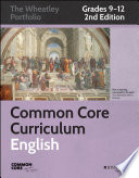 Common Core Curriculum English Grades 9 12
