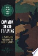 Common Sense Training