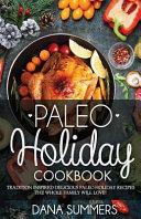 Paleo Christmas Cookbook