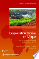 L Exploitation Mini Re En Afrique