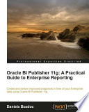 Oracle BI Publisher 11g