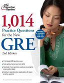1 014 Practice Questions for the New Graduate Record Examination