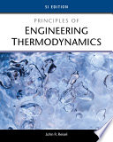 Principles of Engineering Thermodynamics  SI Edition