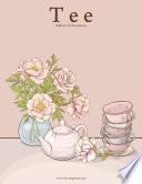 Tee-Malbuch für Erwachsene 1