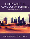 Ethics and the Conduct of Business, Books a la Carte