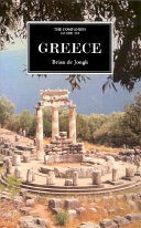 The Companion Guide to Mainland Greece