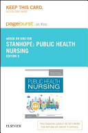 Public Health Nursing  Pageburst E book on Kno
