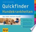 Quickfinder Hundekrankheiten