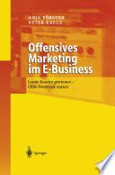Offensives Marketing im E Business