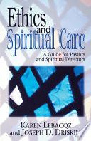 Ethics and Spiritual Care