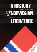 A History of Norwegian Literature