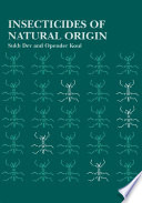 Insecticides Of Natural Origin