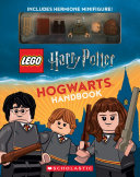 LEGO Harry Potter Hogwarts Handbook with Hermione Minifigure Hogwarts Student This Box Includes A